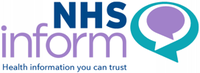 NHS inform Health Information you can trust logo